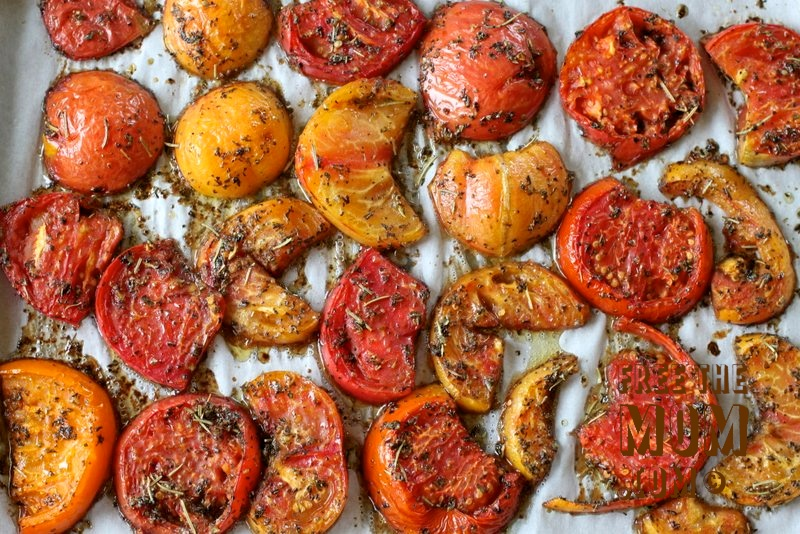 seeds oven roasted tomatoes slow roasted tomatoes oven roasted ...