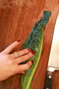 kale-rib